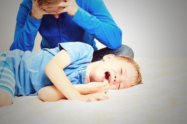 Cuando un adulto entra en una lucha de poder con un niño, su objetivo igual que la del niño