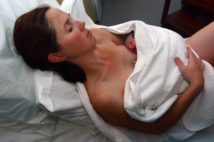 El lugar en el que se va a producir el parto natural debe ser íntimo y cerrado