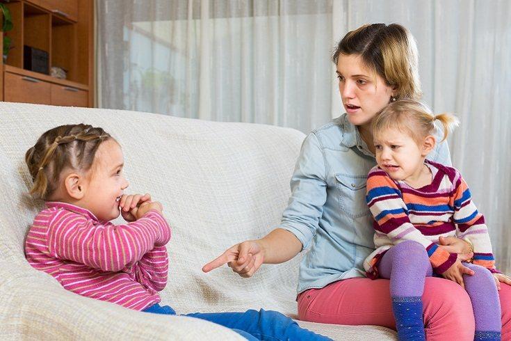 Los niños se vuelven insensibles a los gritos muy rápidamente