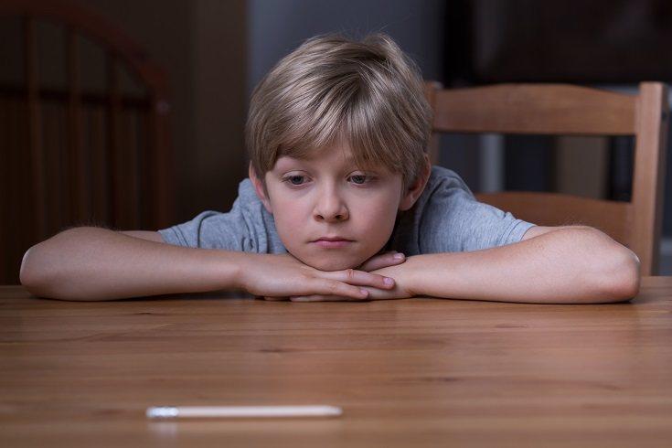Los niños superdotados pueden experimentar depresión existencial a partir de los 5 años