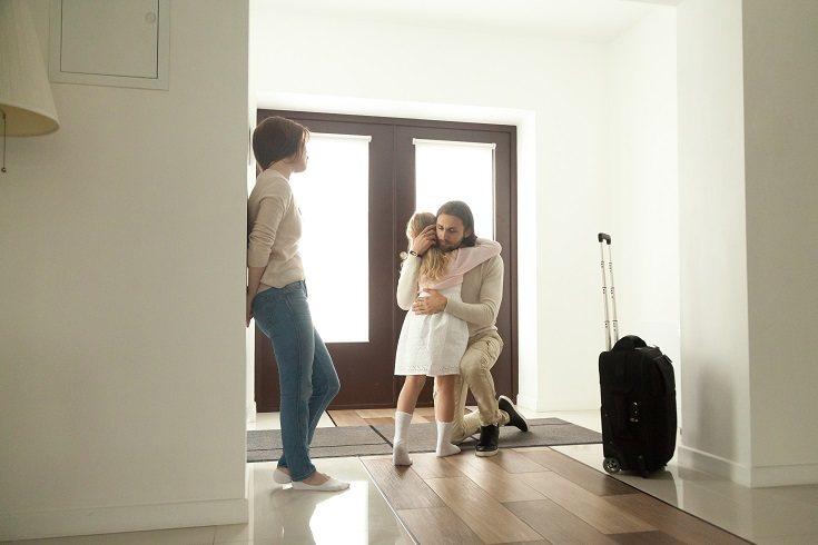 Los niños no van a tener la sensación de una familia desestructurada porque van a seguir sintiendo que tienen una familia