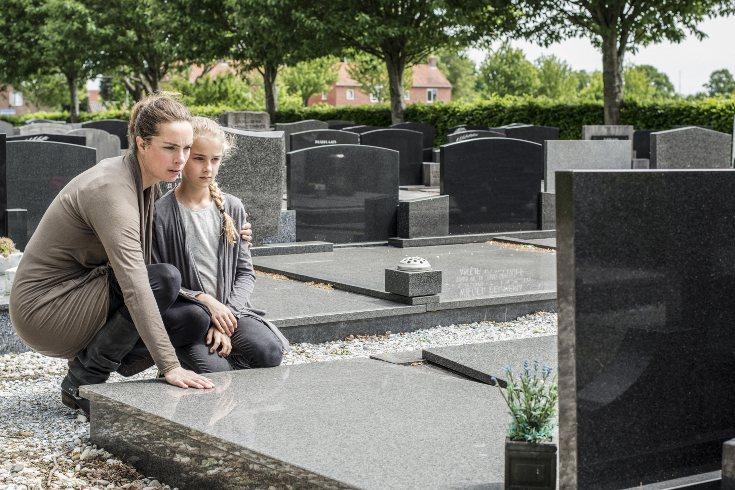 Los niños pueden ver funerales y féretros sin que les suponga un trauma