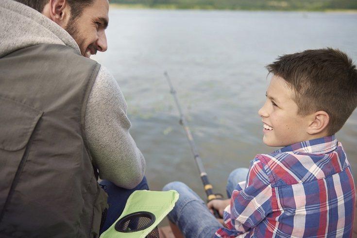 Los padres deben estar a su lado para animarlos todo lo posible y evitar que se sientan solos