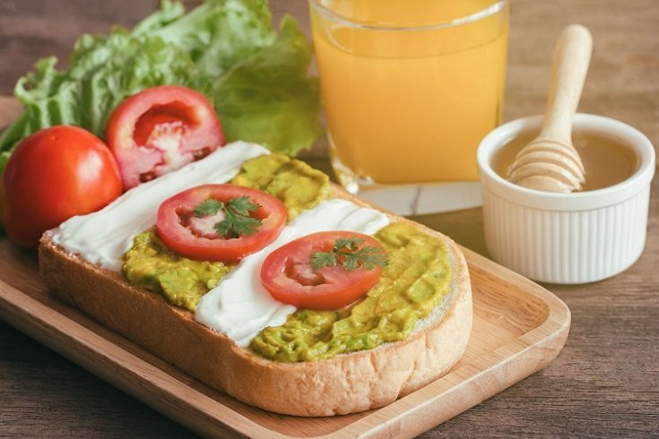 Aunque hay que ir con cuidado con este alimentos porque tiene muchas grasas y calorías