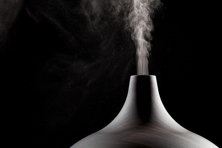 Los humidificadores pueden ser de vapor frío o de vapor caliente