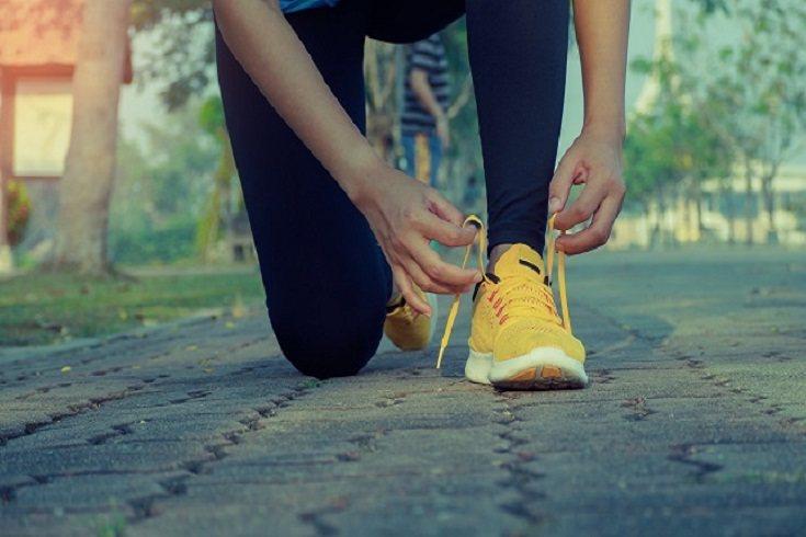Preocuparte por ti y por tu salud es buena señal y también tus hijos aprenderán que la salud es importante