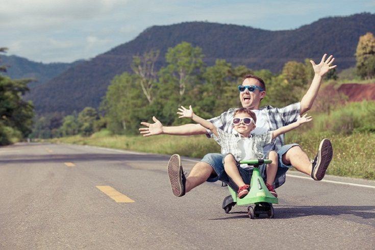 Puedes programar momentos especiales por y para cada uno de tus hijos