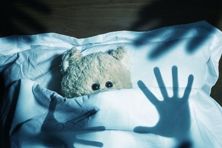 Es normal que los niños tras despertarse de una pesadilla estén asustados y tenga miedo