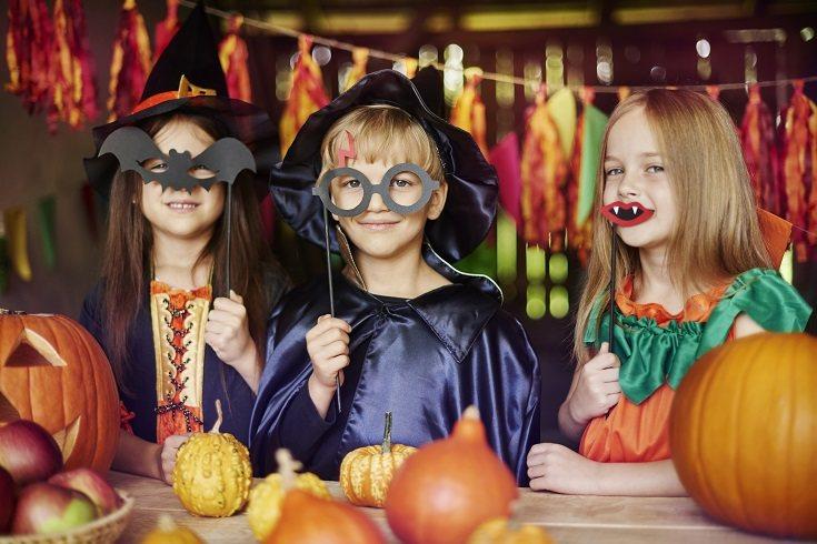 La decoración es esencial para vivir un Halloween de miedo