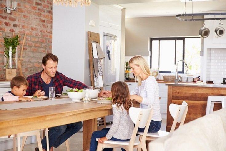 Participa activamente en la vida de tu pareja y de tus hijos