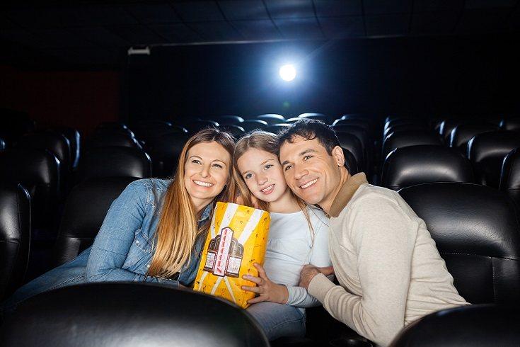 Otro consejo a tener en cuenta durante este proceso es elegir la película correcta para la edad de tu hijo