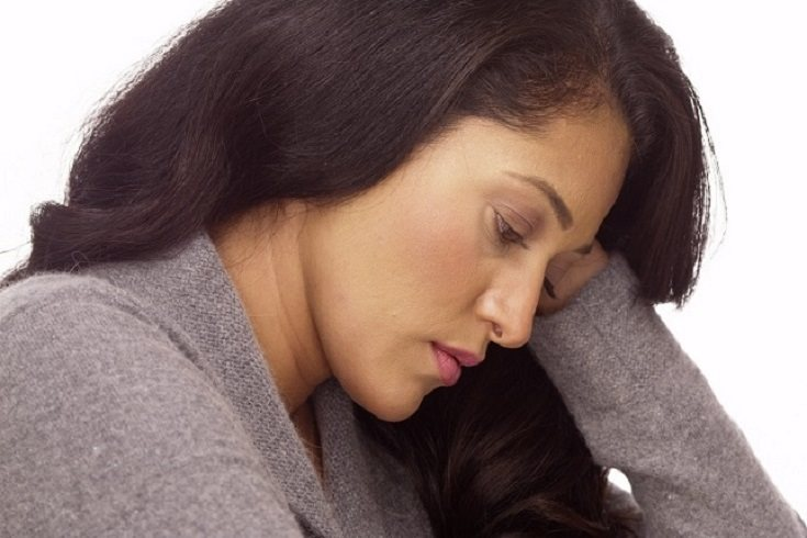 Durante los 9 meses de embarazo muchas mujeres van a experimentar un fuerte estado depresivo