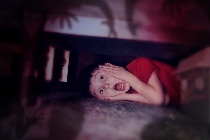 Las pesadillas son otro tipo de trastorno del sueño que provocan miedo en el niño que las experimenta