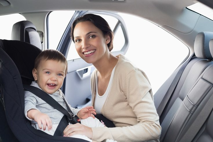 Los expertos en el tema aconsejan el llevar a los niños hasta una determinada edad a contramarcha