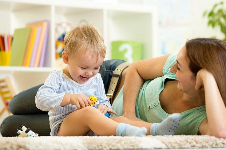 Los niños necesitan tareas que sean apropiadas para su edad
