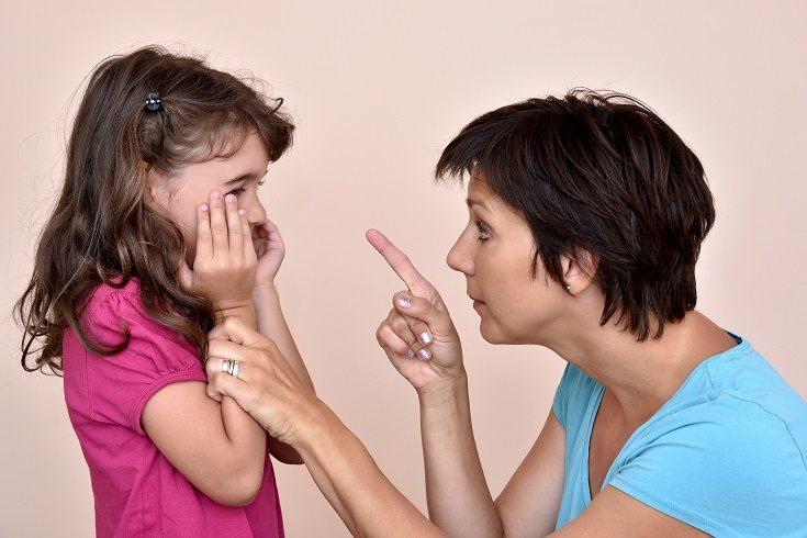 Si la disciplina es inconsistente, puede ser confuso para los niños