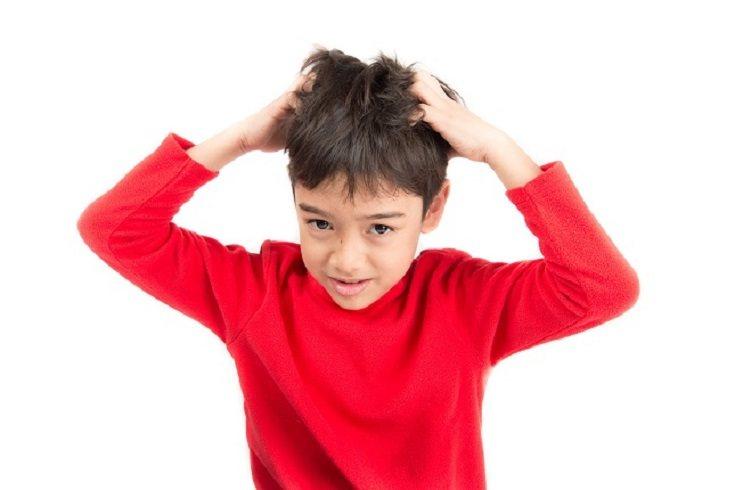 El picor no es un síntoma que aparezca de inmediato