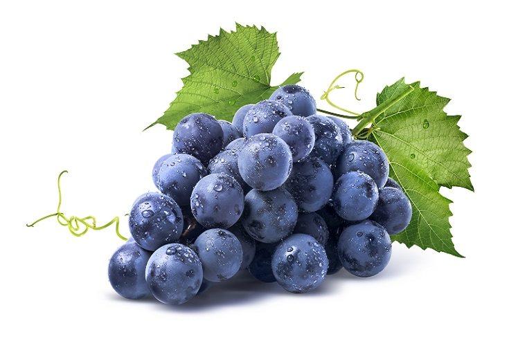 No dudes en ofrecer unas uvas a tu hijo a media mañana o a la hora de la merienda
