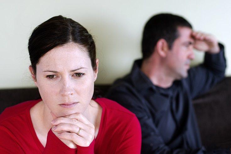 Las personas no quieren vivir una vida infeliz en familia