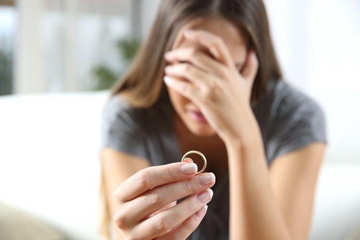 La mayoría de los problemas maritales son típicos