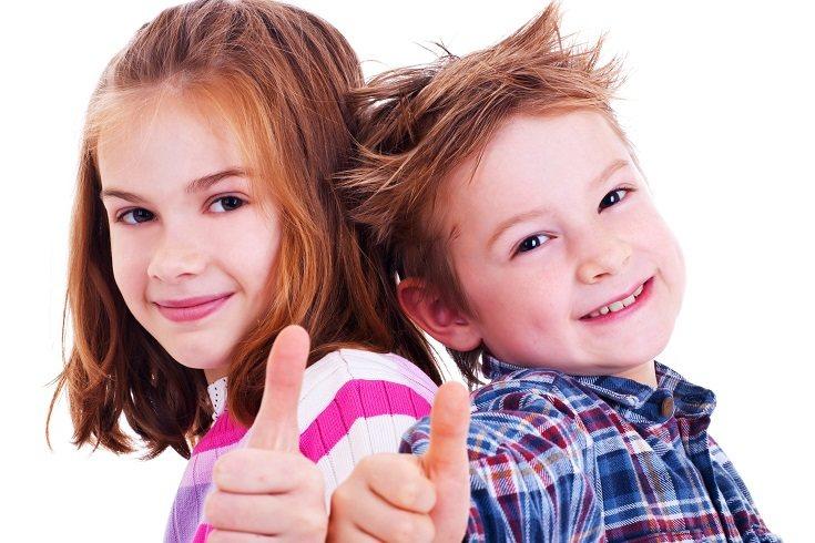 Es importante que los niños tengan una autoestima saludable