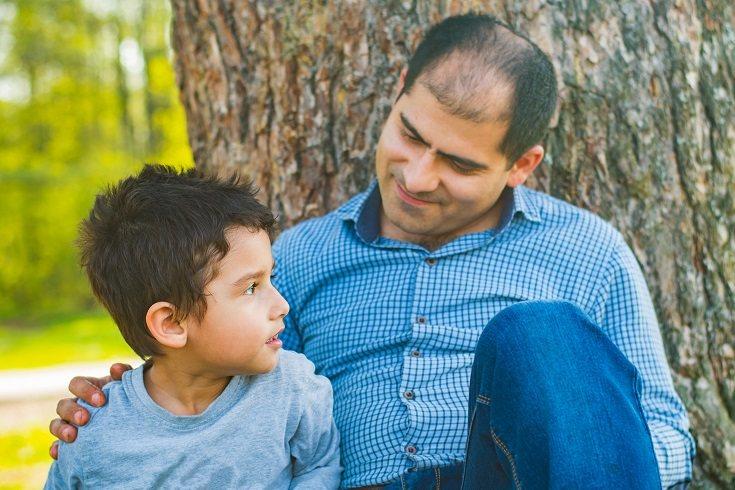 Es necesario crear un hábito para identificar en tu propia mente el valor que quieres enseñar a tus hijos
