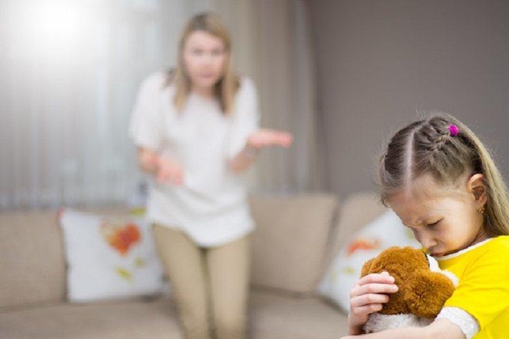 Es importante que el niño puede crecer en un ambiente feliz