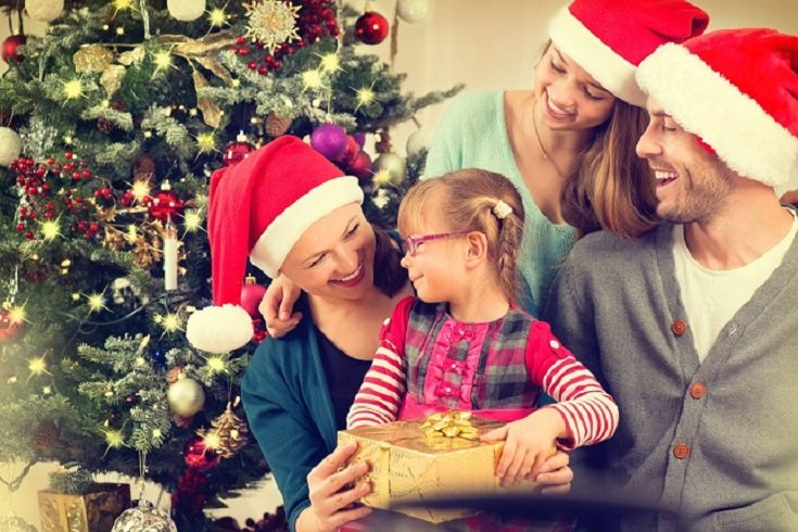 Cualquier época del año es perfecta para crear nuevas tradiciones en familia