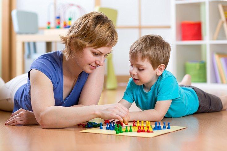 Los niños para pasarlo bien necesitan actividad y movimiento