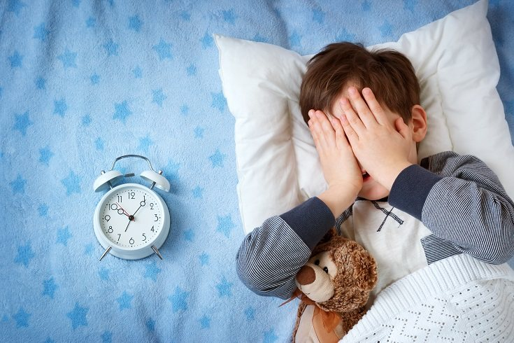 La falta de sueño en los niños puede ocasionar dificultades de aprendizaje