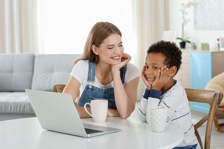 Un niño adoptado depende de ti para protegerle y guiarle