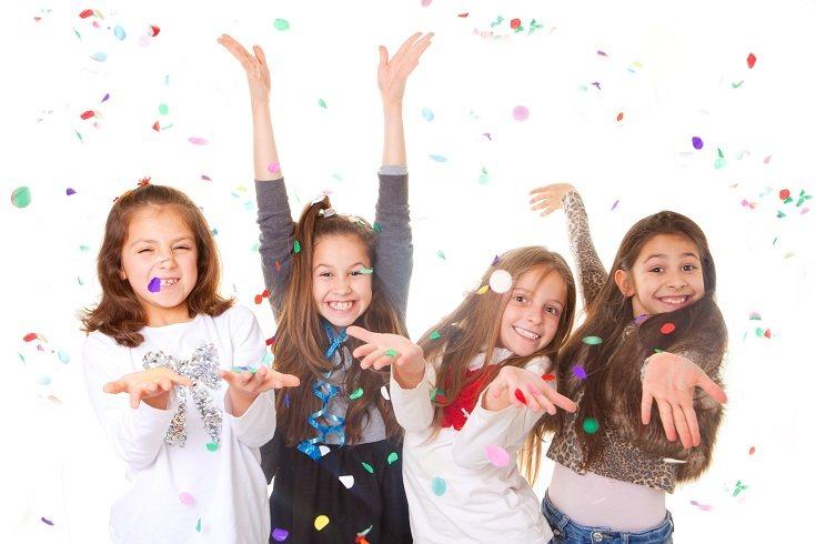 Cuando tienes niños, la concepción de las fiestas y las celebraciones cambia por completo