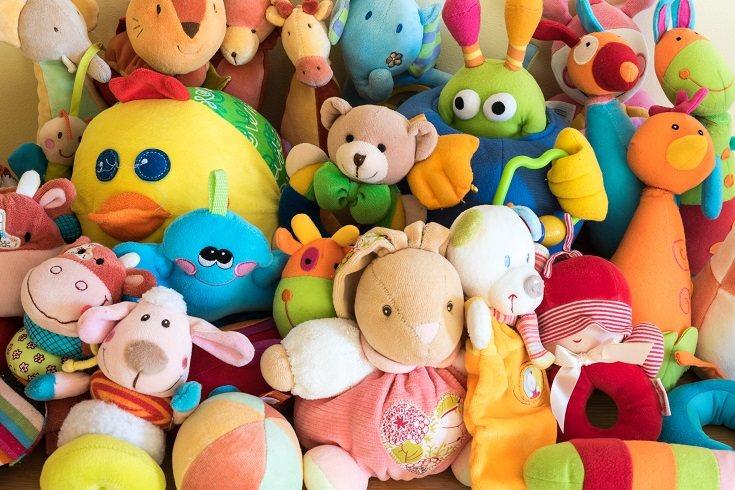 Dicho síndrome se produce cuando el niño recibe más juguetes de los que realmente necesita