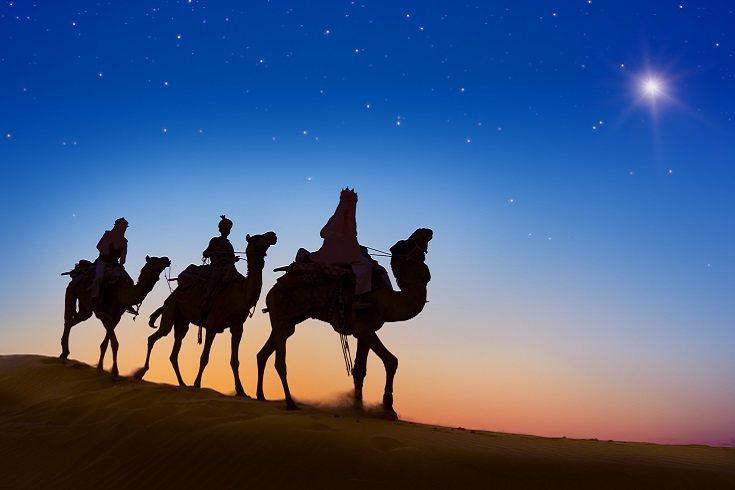 En la mayoría de los casos, los niños descubren la realidad de los Reyes Magos a través de otros medios