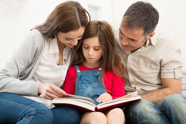Es muy importante leerles libros a los más pequeños