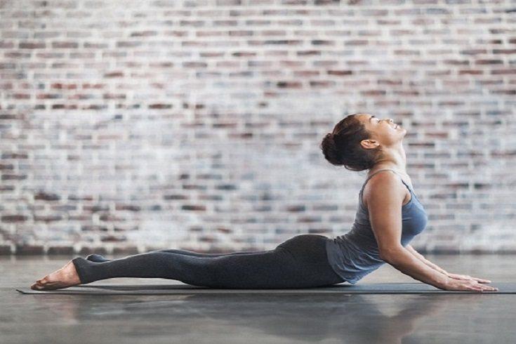 La respiración es clave durante una clase de pilates