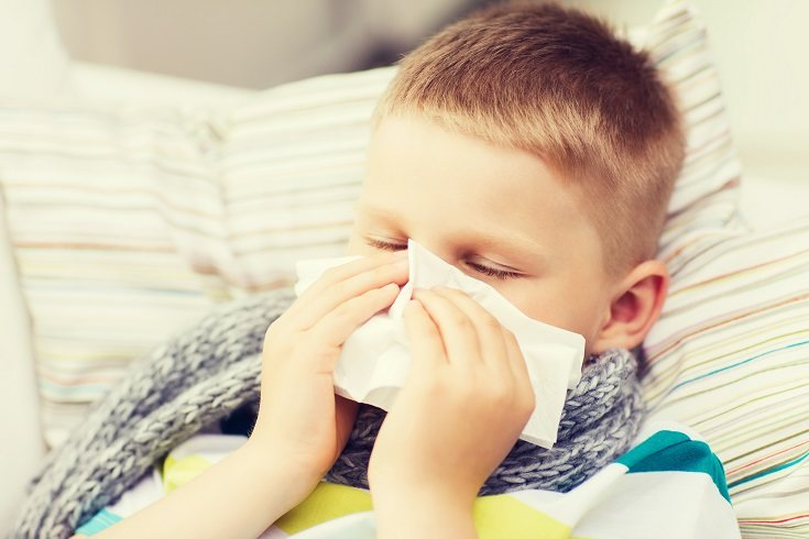El convivir todos los días en un hogar en el que hay algún fumador no es nada bueno para la salud de los niños