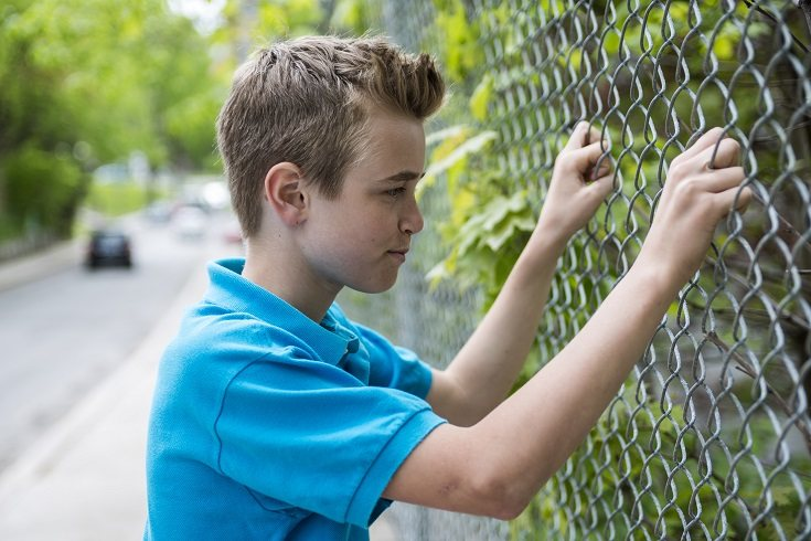 El comportamiento rebelde es a veces común durante los años de la adolescencia