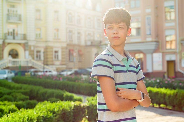 Es común que los niños de 13 años piensen que son inmunes a cualquier cosa que les pase