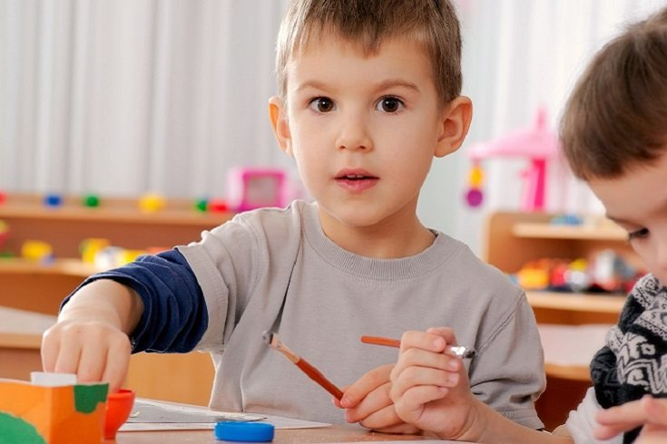 La distracción es una forma de disciplina para los niños pequeños