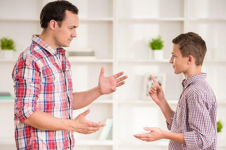 Aunque tengas un mal día, respira hondo y no le hables de forma enfadada