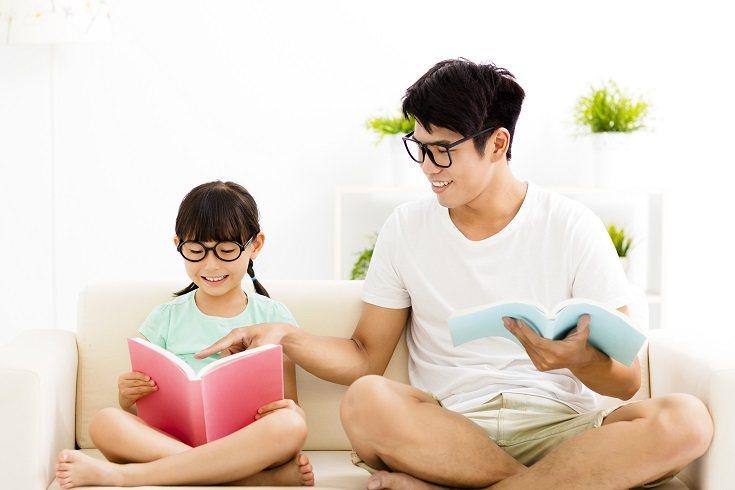 Un niño que recibe el perdón de su padre se va a sentir en todo momento comprendido