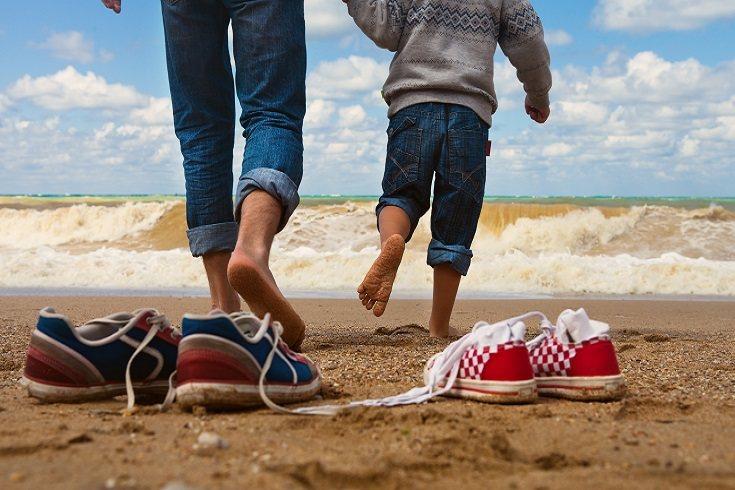 Los hombres que tienen una familia estable son más saludables
