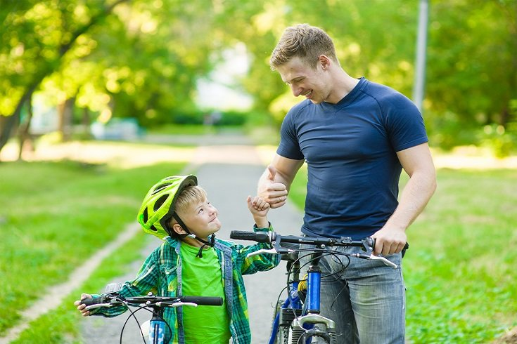 Una competencia saludable ayuda a los niños a ver que la competencia no se trata solo de ganar y perder