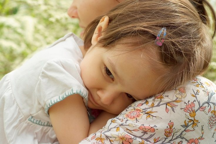 La timidez no solo es un problema para los adultos sino para los propios niños