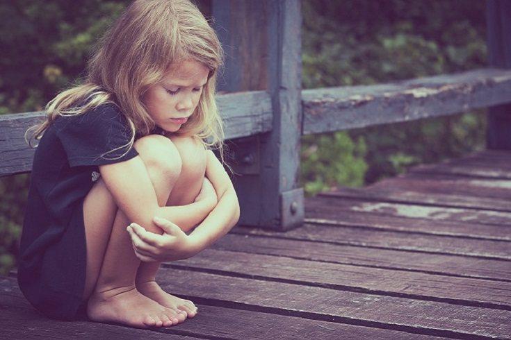 La mayoría de los niños buscan consuelo y contacto con sus cuidadores principales