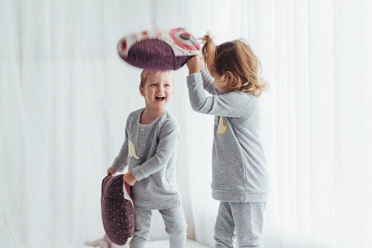 Los invitados de tu hijo/a deberán sentirse cómodos en tu casa