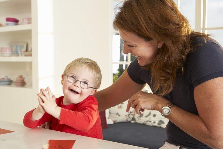 Algunos niños con necesidades especiales descubren que tienen talento para actuar