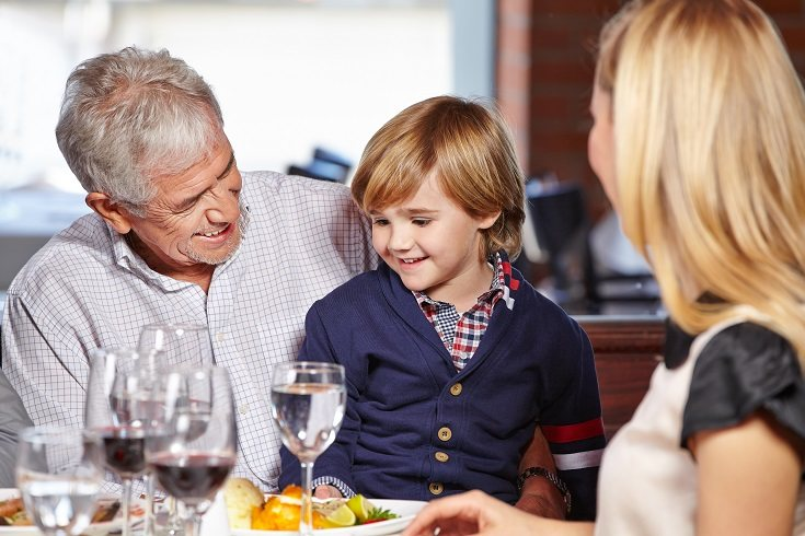 Habla con tu pareja sobre cómo te sientes al respecto de sus padres