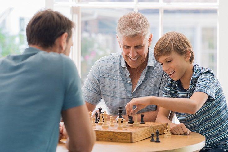 Ser adulto y tener a los abuelos aun con vida es toda una suerte